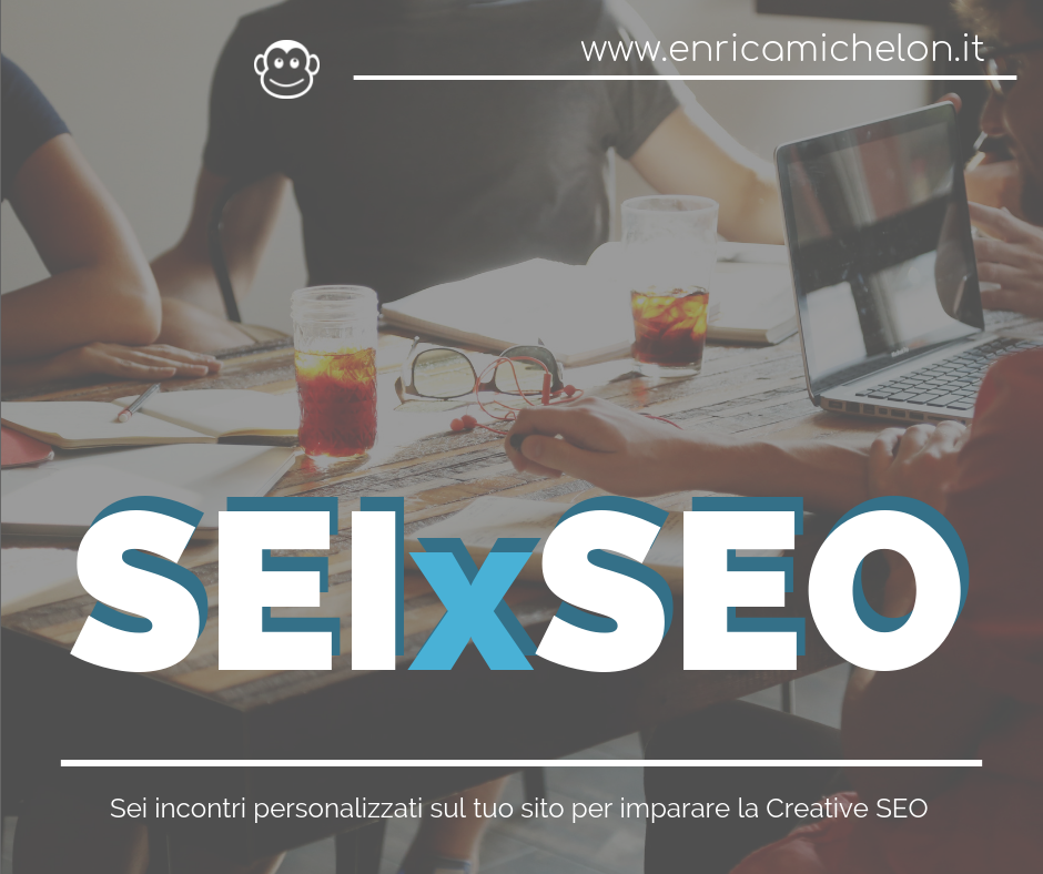 Creativeseo seixseo cover enrica michelon